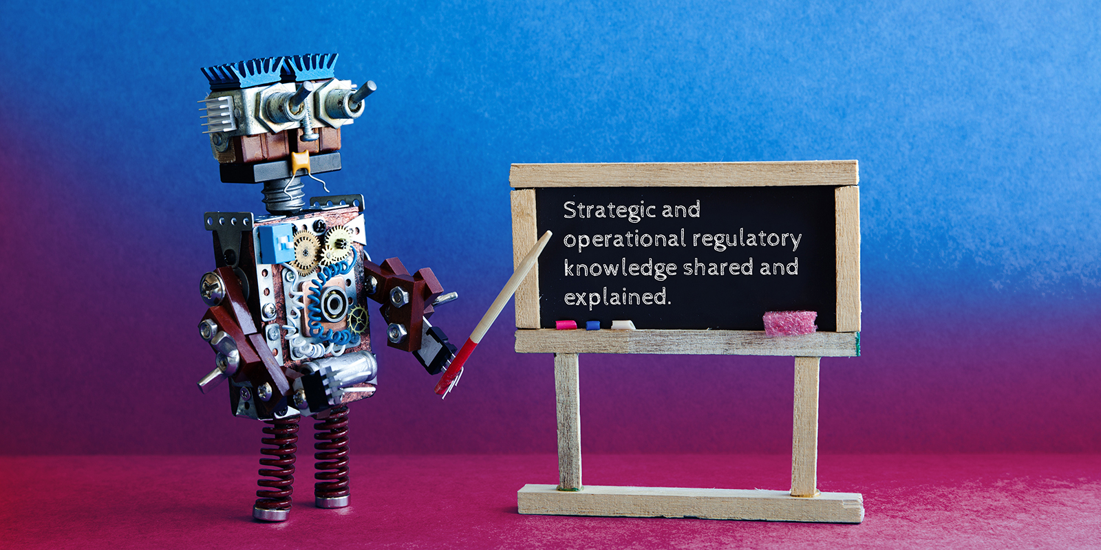 Blogging by Freij Insight: Strategic and operational regulatory knowledge shared and explained.